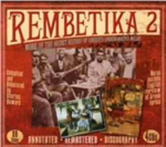Rembetika 2 - CD Audio