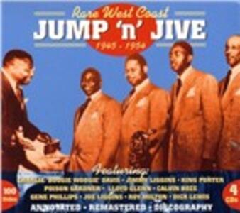 Jump and Jive 1945-1954 - CD Audio