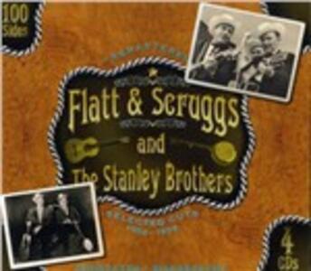 Selected Cuts 1952-1959 - CD Audio di Lester Flatt,Earl Scruggs