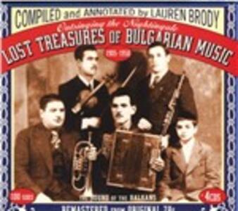 Lost Treasures of - CD Audio