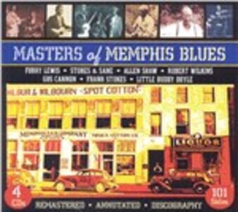 Masters of Memphis Blues - CD Audio
