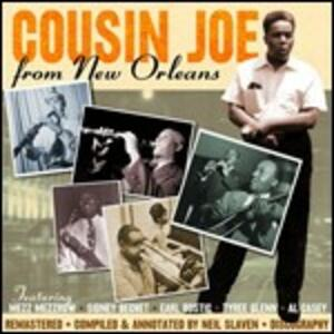 From New Orleans - CD Audio di Cousin Joe