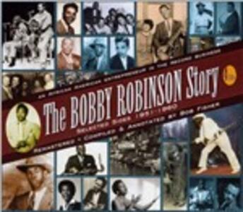 Bobby Robinson Story - CD Audio