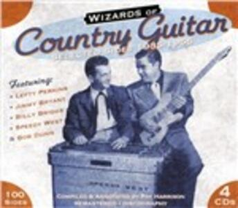 Wizards of Country - CD Audio