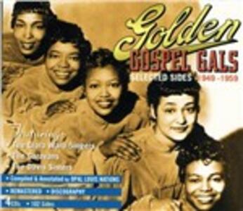 Golden Gospel Gals - CD Audio