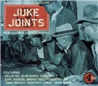 Juke Joints - CD Audio