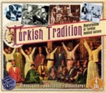 Turkish Tradition - CD Audio