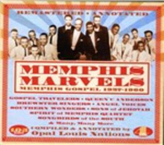 Memphis Marvels - CD Audio