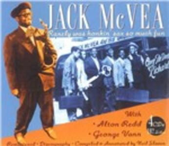 Bopping Without Dropping - CD Audio di Jack McVea