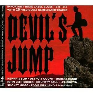 Devil's Jump. Indie Label Blues 1946-1957 - CD Audio