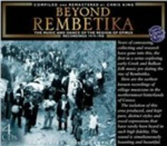 Beyond Rembetika - CD Audio