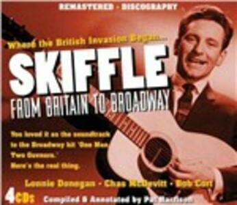 Skiffle. From Britain to Broadway - CD Audio