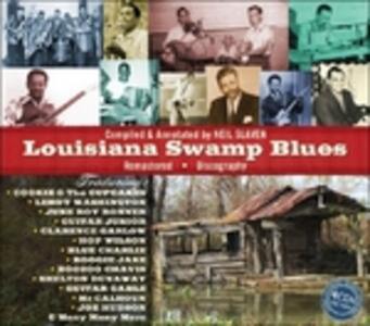 Louisiana Swamp Blues - CD Audio