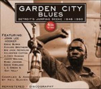 Garden City Blues - CD Audio