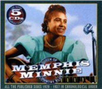 Queen of the Country Blue - CD Audio di Memphis Minnie