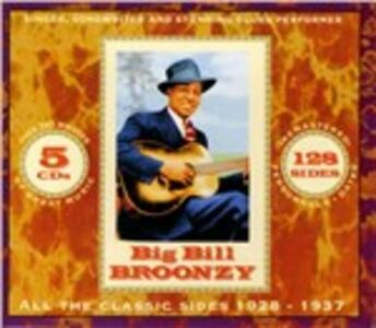 All the Classic Sides - CD Audio di Big Bill Broonzy