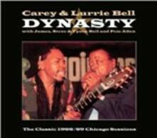 Dynasty ( + Bonus Tracks) - CD Audio di Carey Bell,Lurie Bell