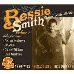 CD Queen of the Blues vol.1 Bessie Smith