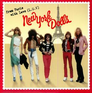 From Paris with Love, Luv - Vinile LP di New York Dolls