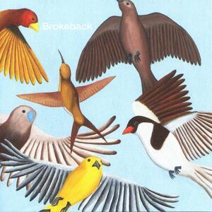 Looks at the Bird - Vinile LP di Brokeback