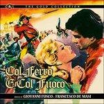Cover CD Colonna sonora Col ferro e col fuoco