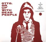 Cover della colonna sonora del film Otto; Or up With Dead People