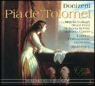 CD Pia De' Tolomei Gaetano Donizetti London Philharmonic Orchestra David Parry