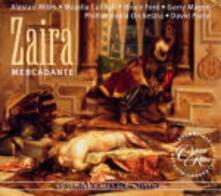 Zaira - CD Audio di Saverio Mercadante