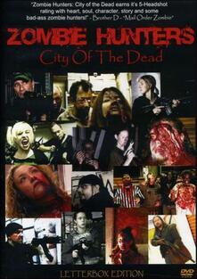 Zombie Hunters. City Of The Dead. Season 1. Vol. 2 - DVD