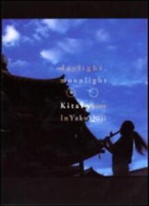 Kitaro. Daylight, Moonlight. Live in Yakushiji - DVD