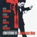 Cover CD Colonna sonora Confessioni di una mente pericolosa