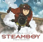 Cover CD Steamboy