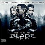 Cover della colonna sonora del film Blade: Trinity