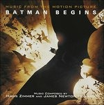 Cover CD Batman Begins