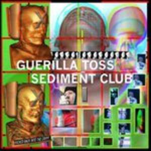 Kicked Back Into the Crypt - Vinile LP di Guerilla Toss,Sediment Club