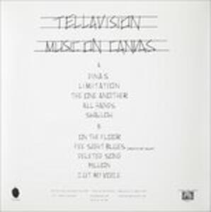 Music on Canvas - Vinile LP di Tellavision