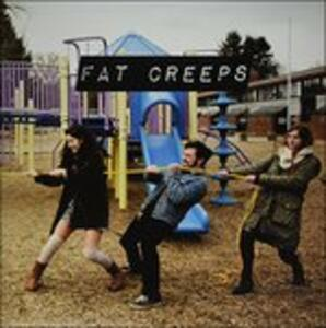 Split - Vinile LP di Fat Creeps,Zebu