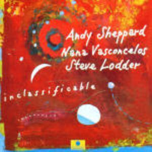Foto Cover di Inclassificable, CD di AA.VV prodotto da Label Bleu