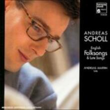 English Folksongs & Lute - CD Audio di Andreas Scholl