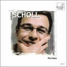 Voice - CD Audio di Andreas Scholl