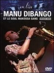 Manu Dibango. Uriage 2005. Live - DVD