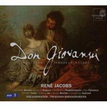 Don Giovanni - CD Audio di Wolfgang Amadeus Mozart,Freiburger Barockorchester,René Jacobs,Lorenzo Regazzo,Johannes Weisser,Alexandrina Pendatchanska