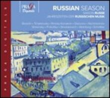 Russian Season - CD Audio