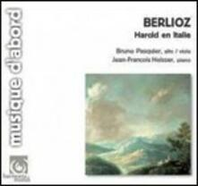 Aroldo in Italia - CD Audio di Hector Berlioz,Bruno Pasquier,Jean-François Heisser
