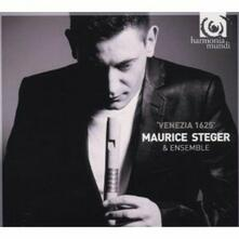 Venezia 1625 - CD Audio di Maurice Steger