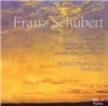 Fantasia in Fa minore - Rondò - Andantino - Allegro - SuperAudio CD ibrido di Franz Schubert,Prague Piano Duo