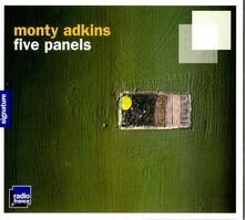 Five Panels - CD Audio di Monty Adkins