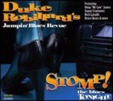 Stomp the Blues Tonight! - CD Audio di Duke Robillard