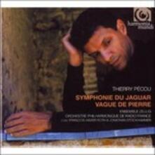 Symphonie Du Jaguar, Vague De Pierre (Digipack) - CD Audio di Thierry Pécou,François-Xavier Roth