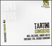 Concerti per violoncello - CD Audio di Giuseppe Tartini,Ensemble 415,Roel Dieltiens,Chiara Banchini
